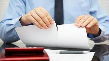 Расторжение контракта по 44-ФЗ водностороннем порядке